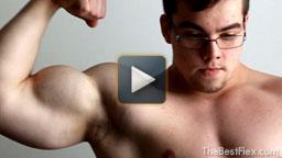 Huge Teen Muscles