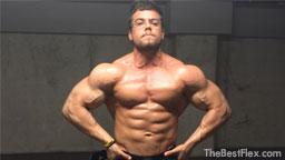 Massive Young Bodybuilder