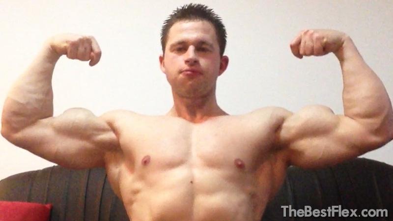 Biceps Of A Real Man