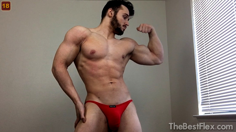 Alpha Muscle Cum (Part 2)