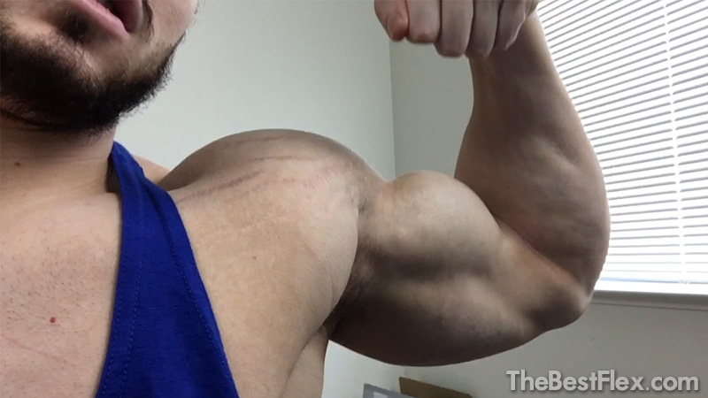 Alpha Muscle Worship (Part 1)