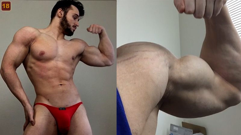 Bundle Deal - Alpha Muscle Worship and Cum