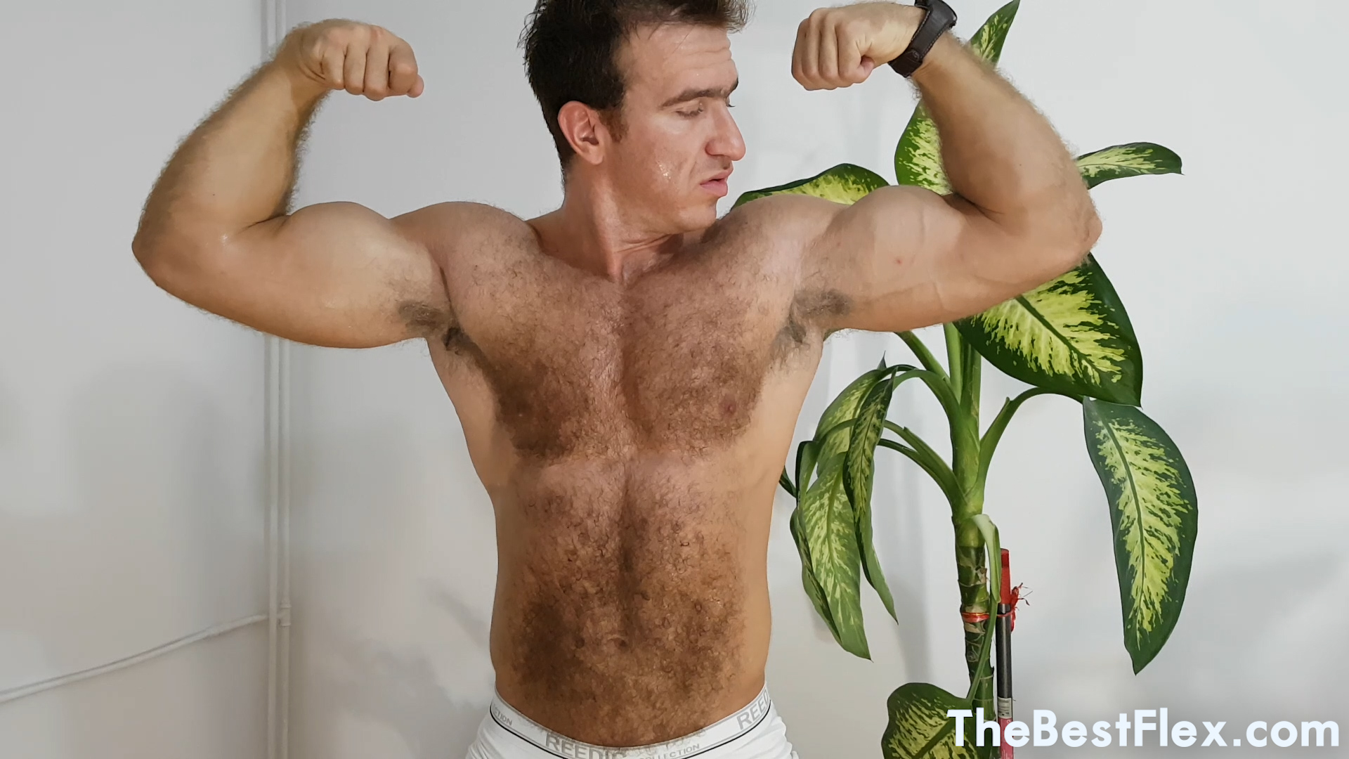 Hairy Muscle God
