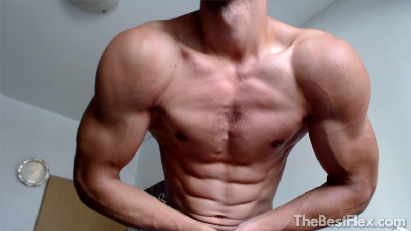 Incredible Vascularity
