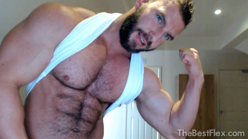 Hairy Muscle Tank Top