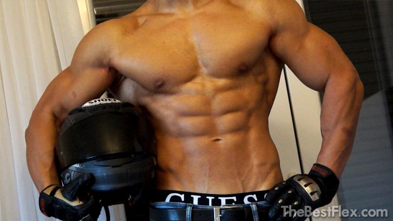 Muscle Biker Leathers