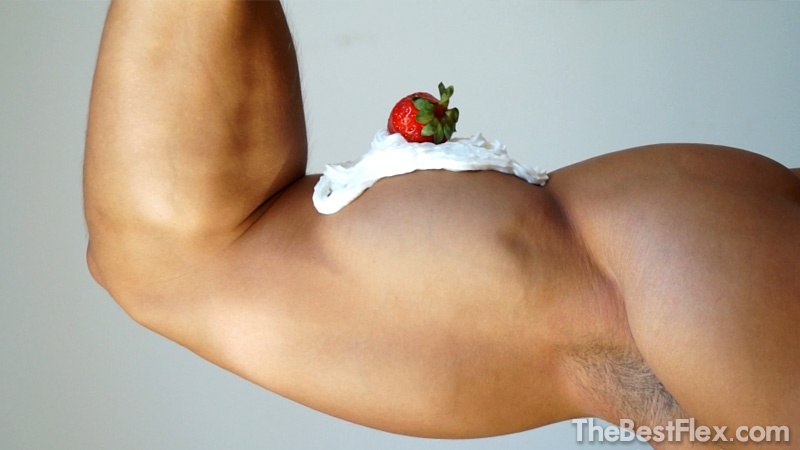 Strawberries and Biceps