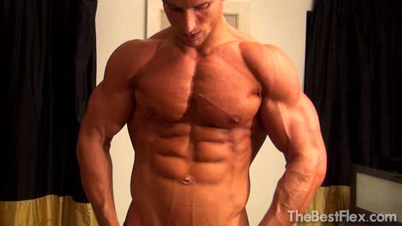 Vascular Muscle Hunk
