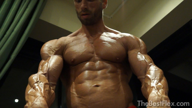 Insane Muscle Veins