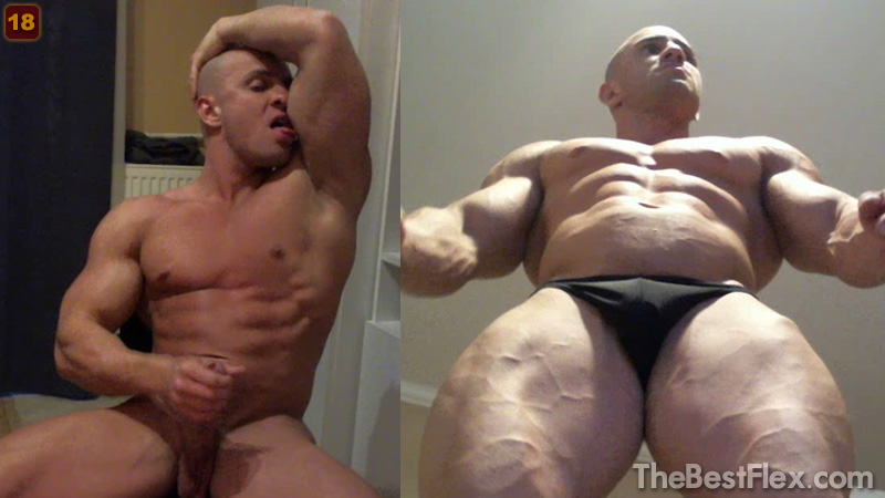 Bundle - Military Muscle and Muscle Giant