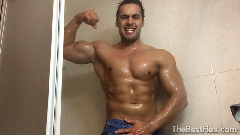 Shower Flexing