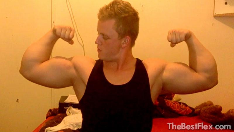 Massive Biceps