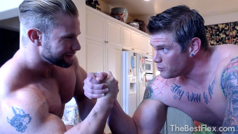 Muscle Brothers - Part 1