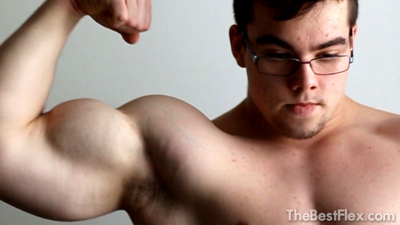 Huge Teen Muscles