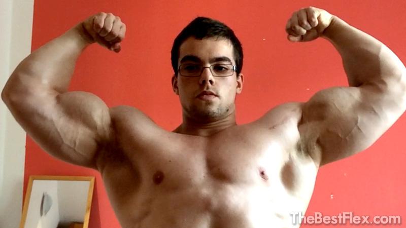 Huge Young Bodybuilder