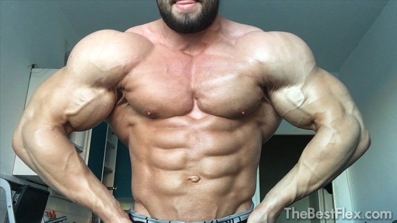 Shredded and Huge