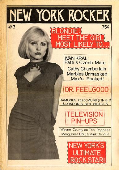NEW YORK ROCKER - The Best Of Blondie