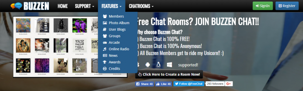 First avenue chat room