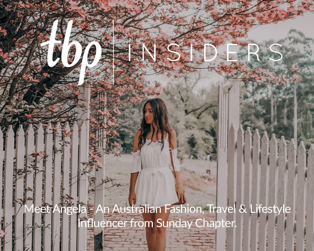 TBP Insiders - Angela Sunday Chapter