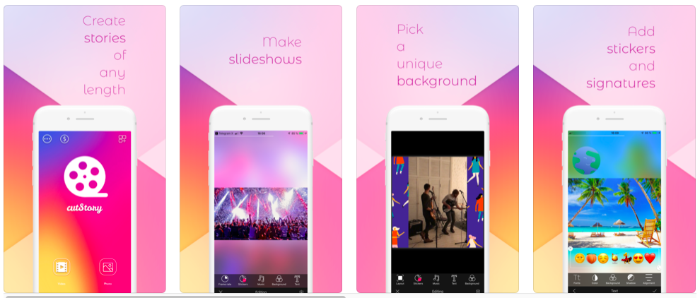 5 Free Apps For Creating Gorgeous Instagram Stories | The Blogger
