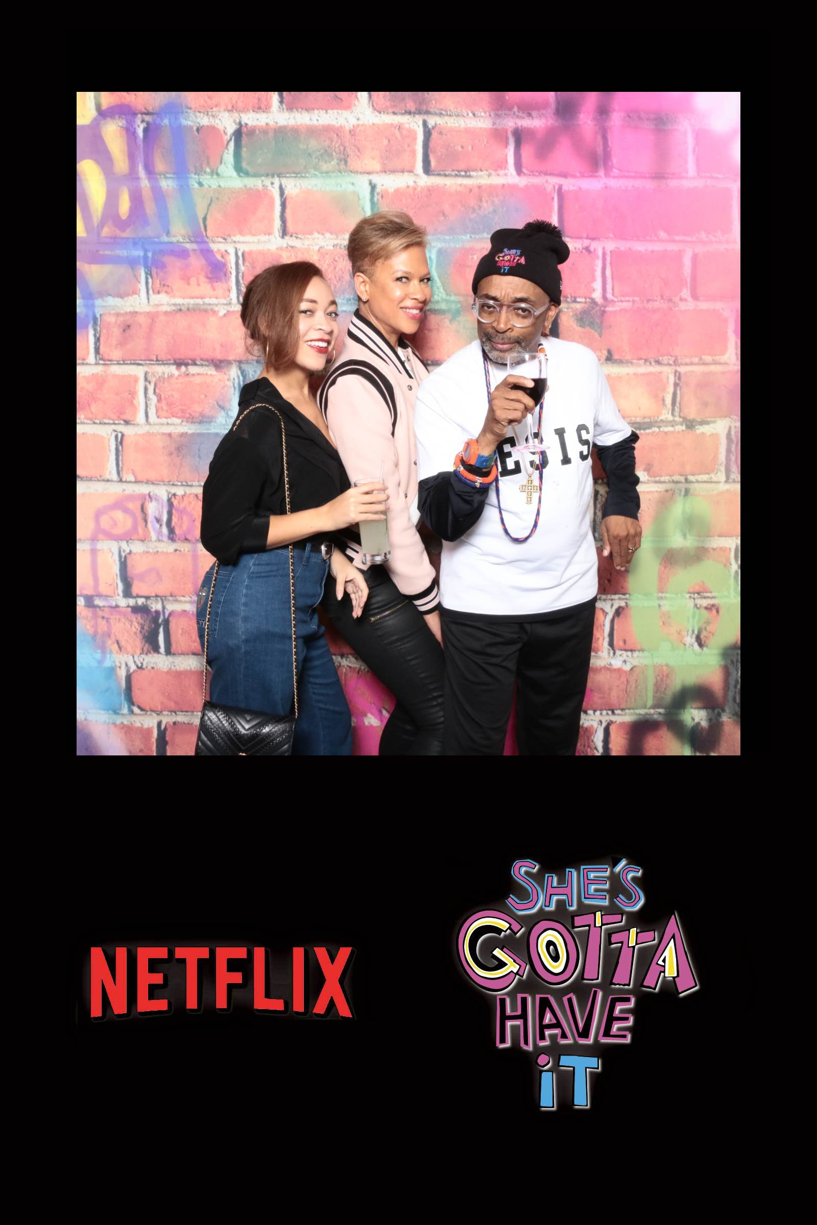 Netflix Premiere of She's Gotta Have It | The Bosco | New