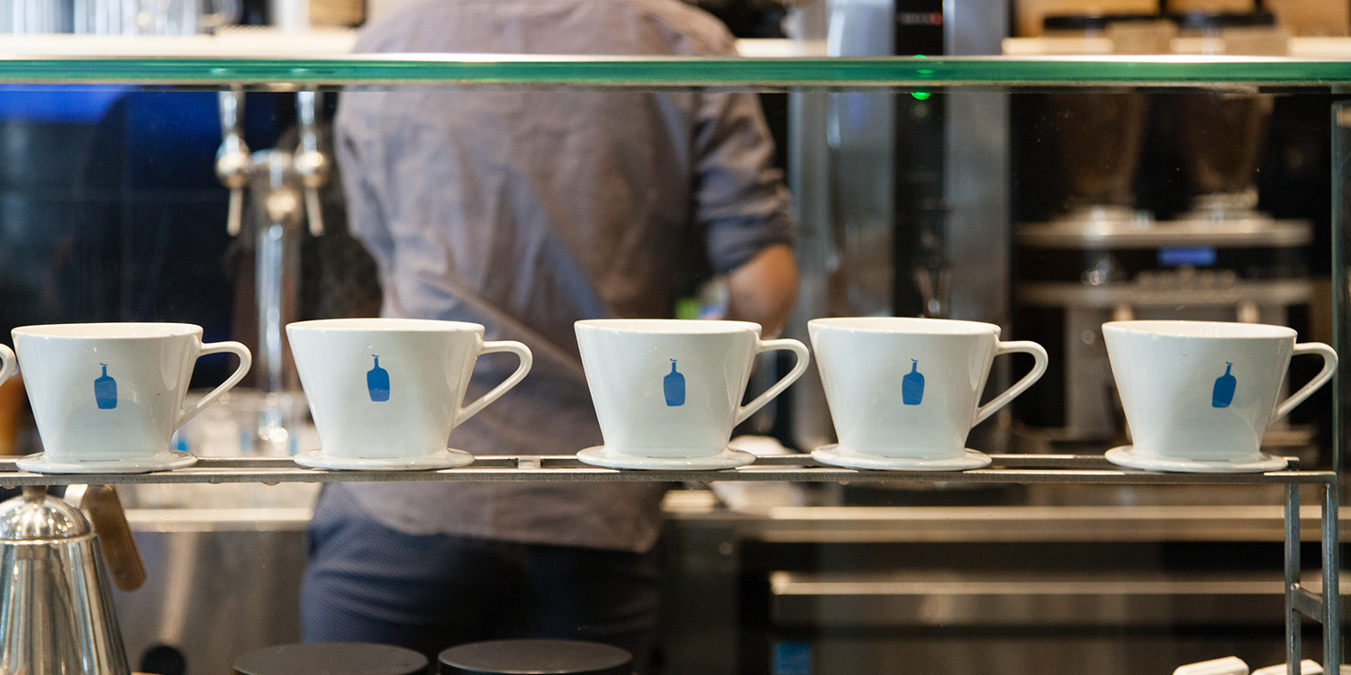 Blue Bottle Coffee Midtown