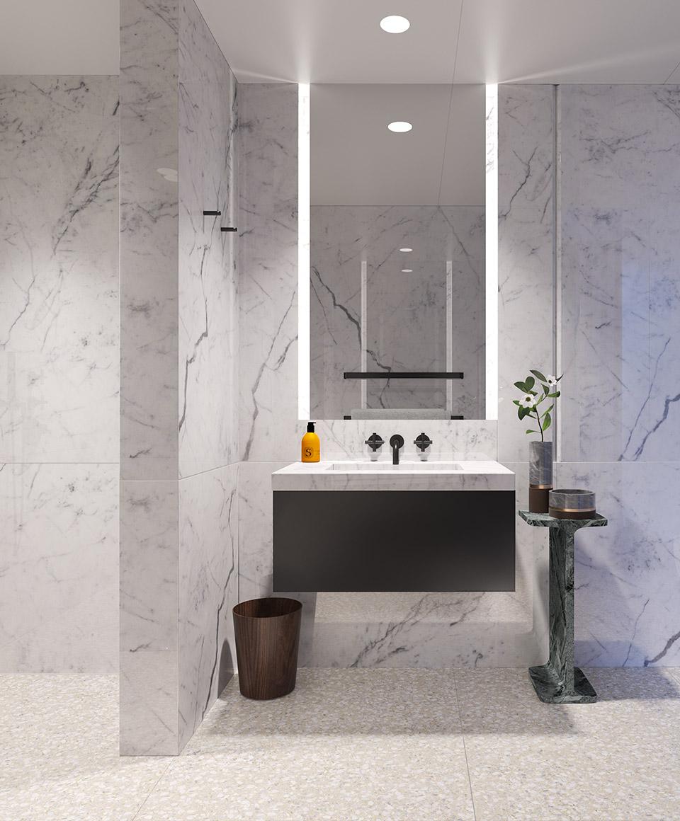 Midtown Luxury Condos Amp Penthouses The Bryant ‒ Residences
