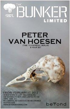 Bunker_limited_peter_van_hoesen