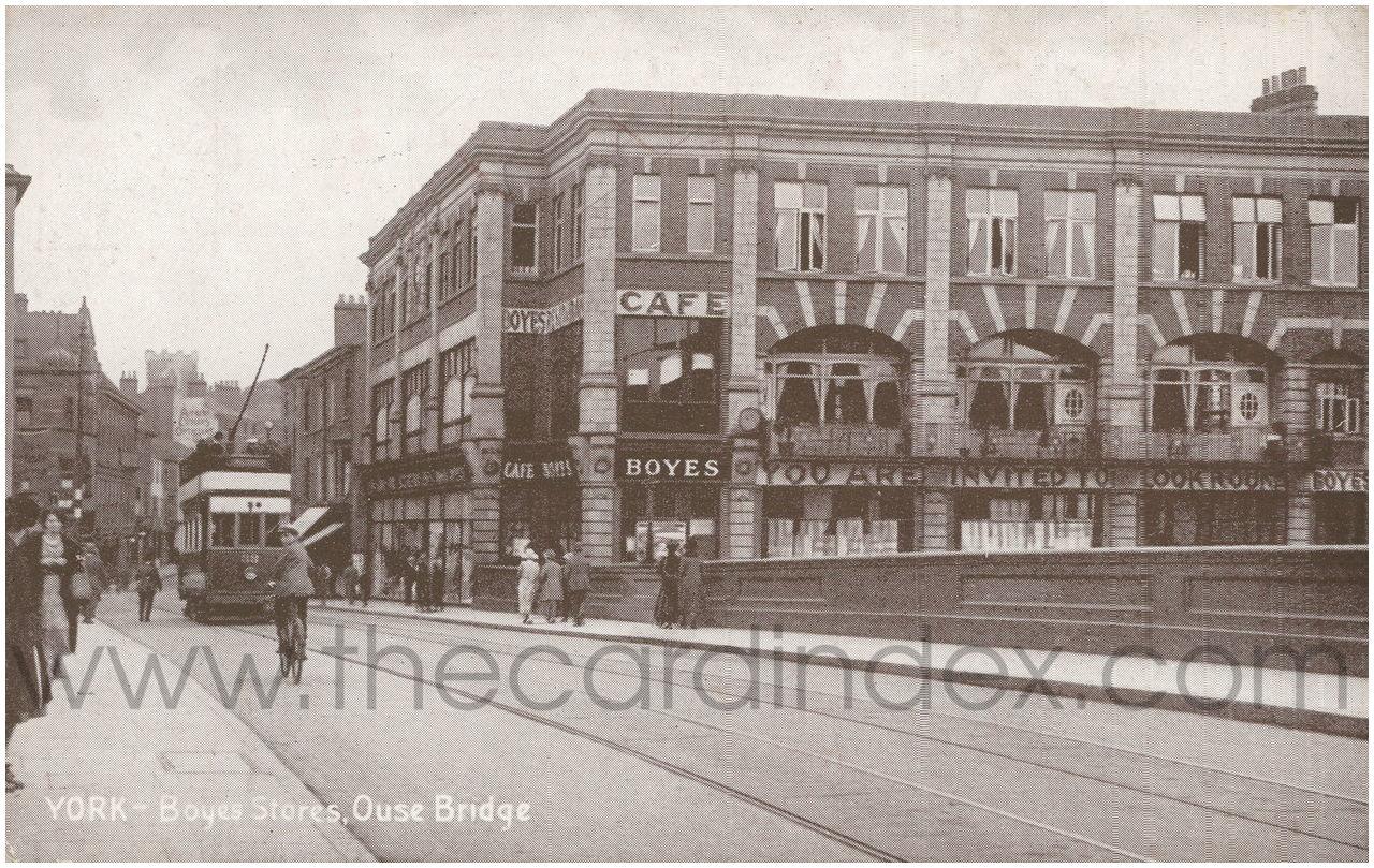 Bridge Street Stores >> Boyes Bridge Street York
