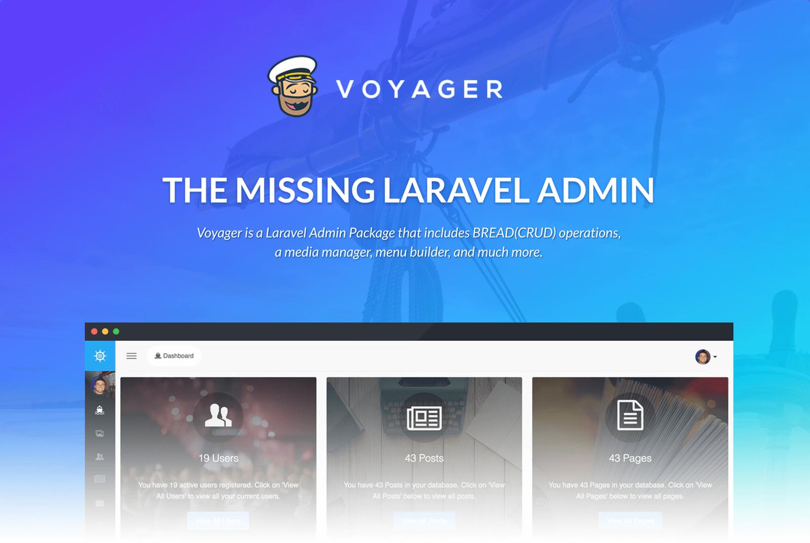 Voyager Screenshot