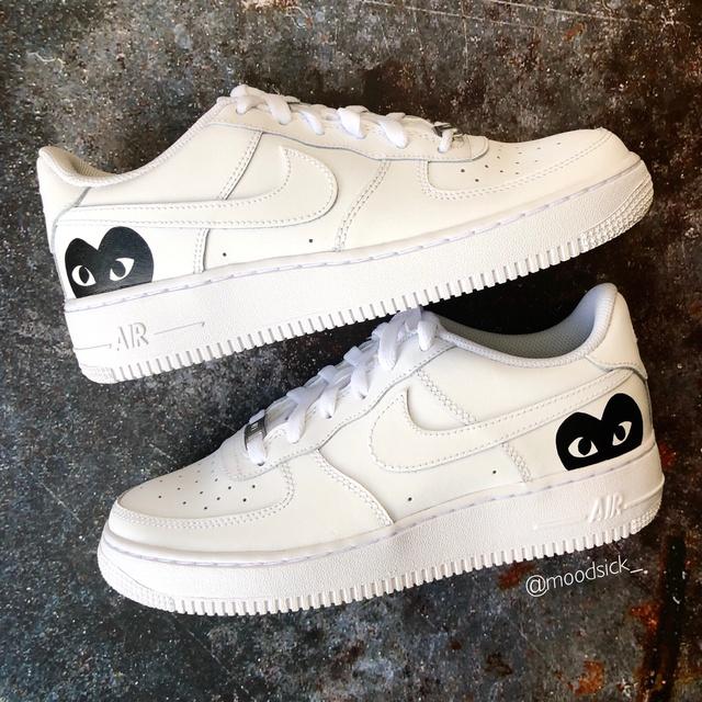 Nike air force 1 X CDG comme des garçons