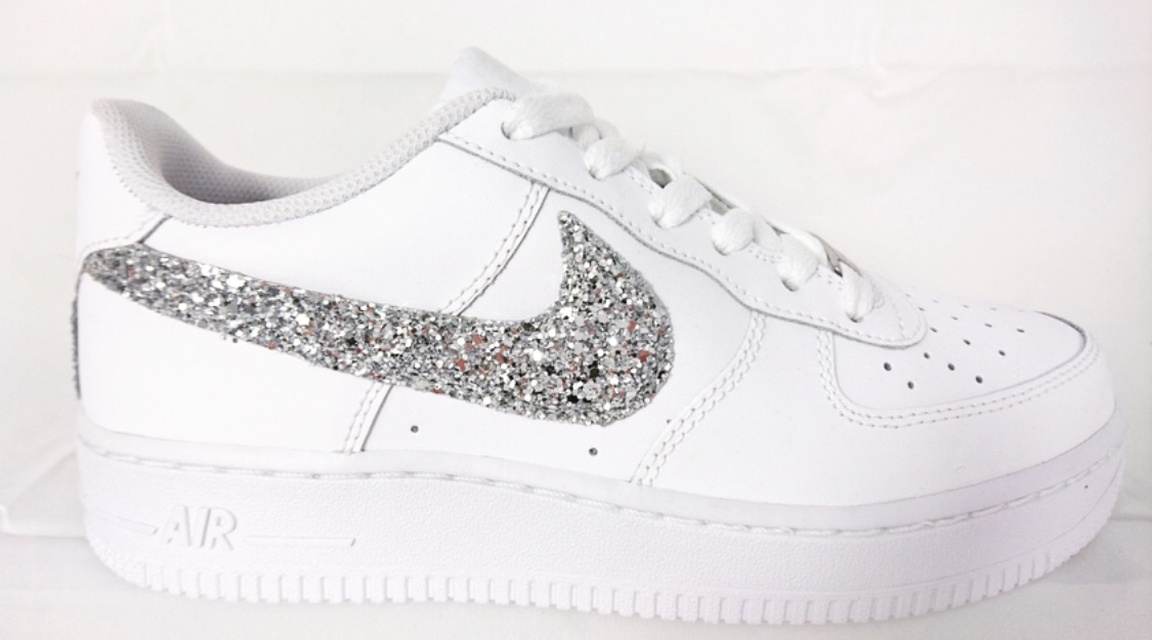 nike air force 1 brillantini