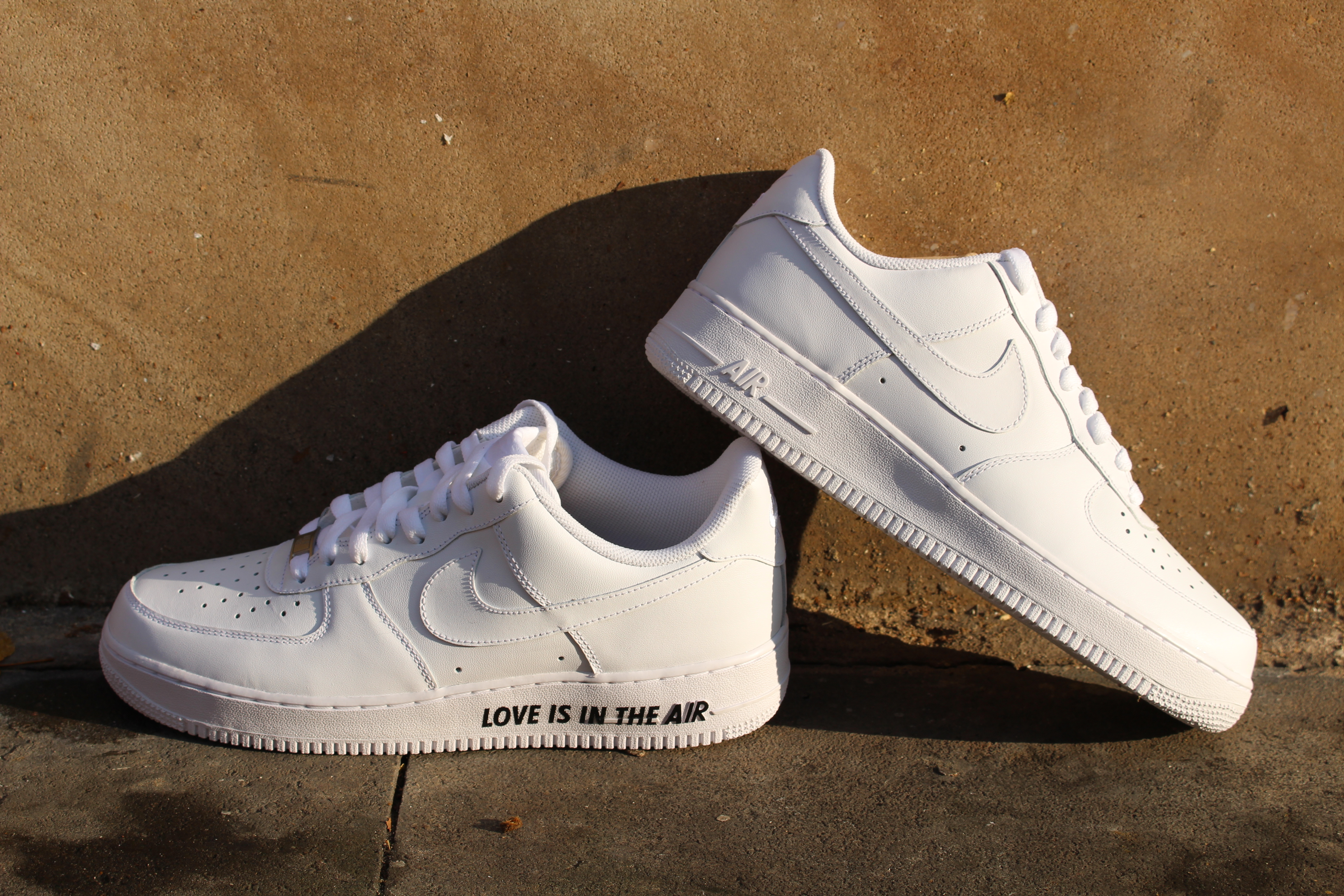 air force 1 love