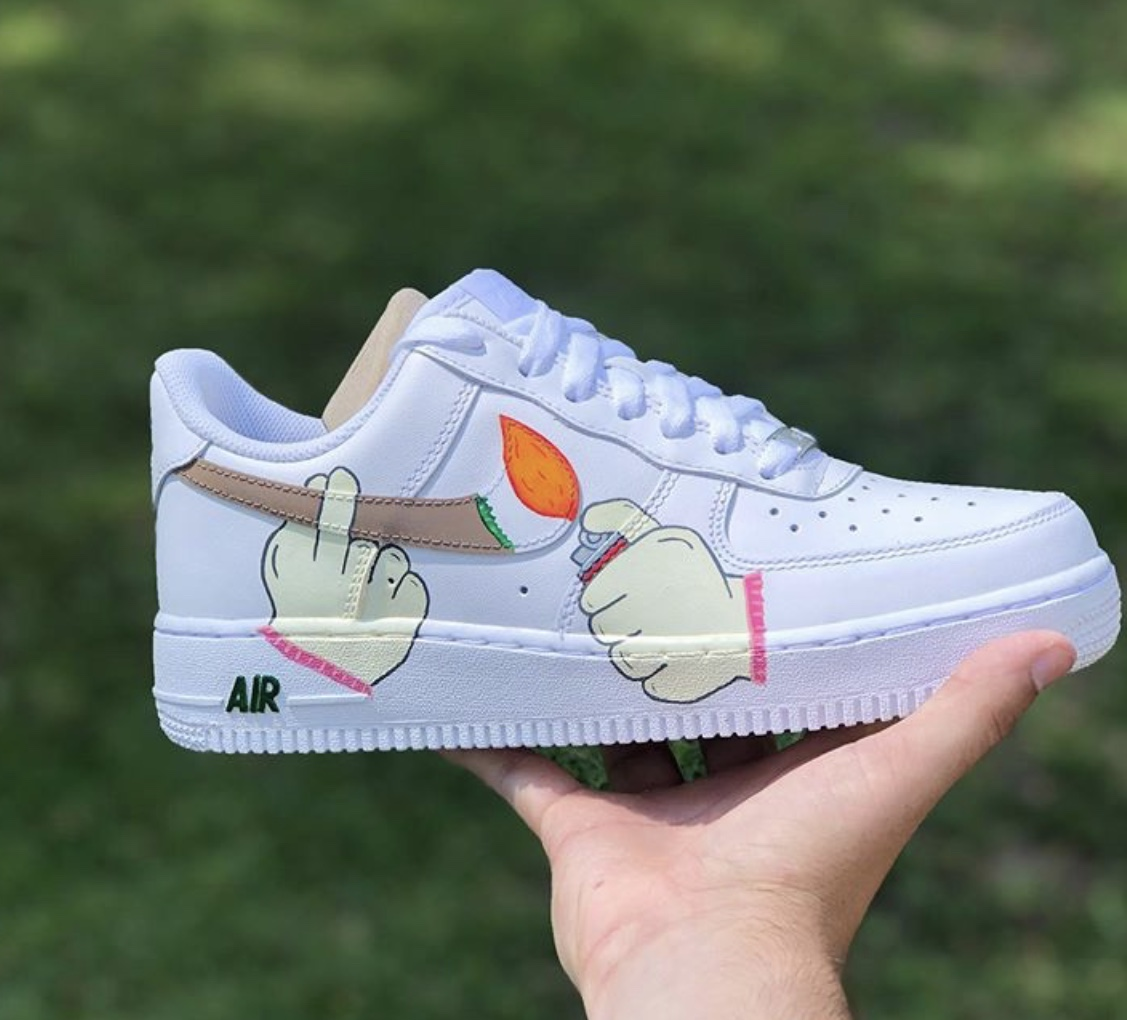 custom weed shoes Shop Clothing & Shoes Online