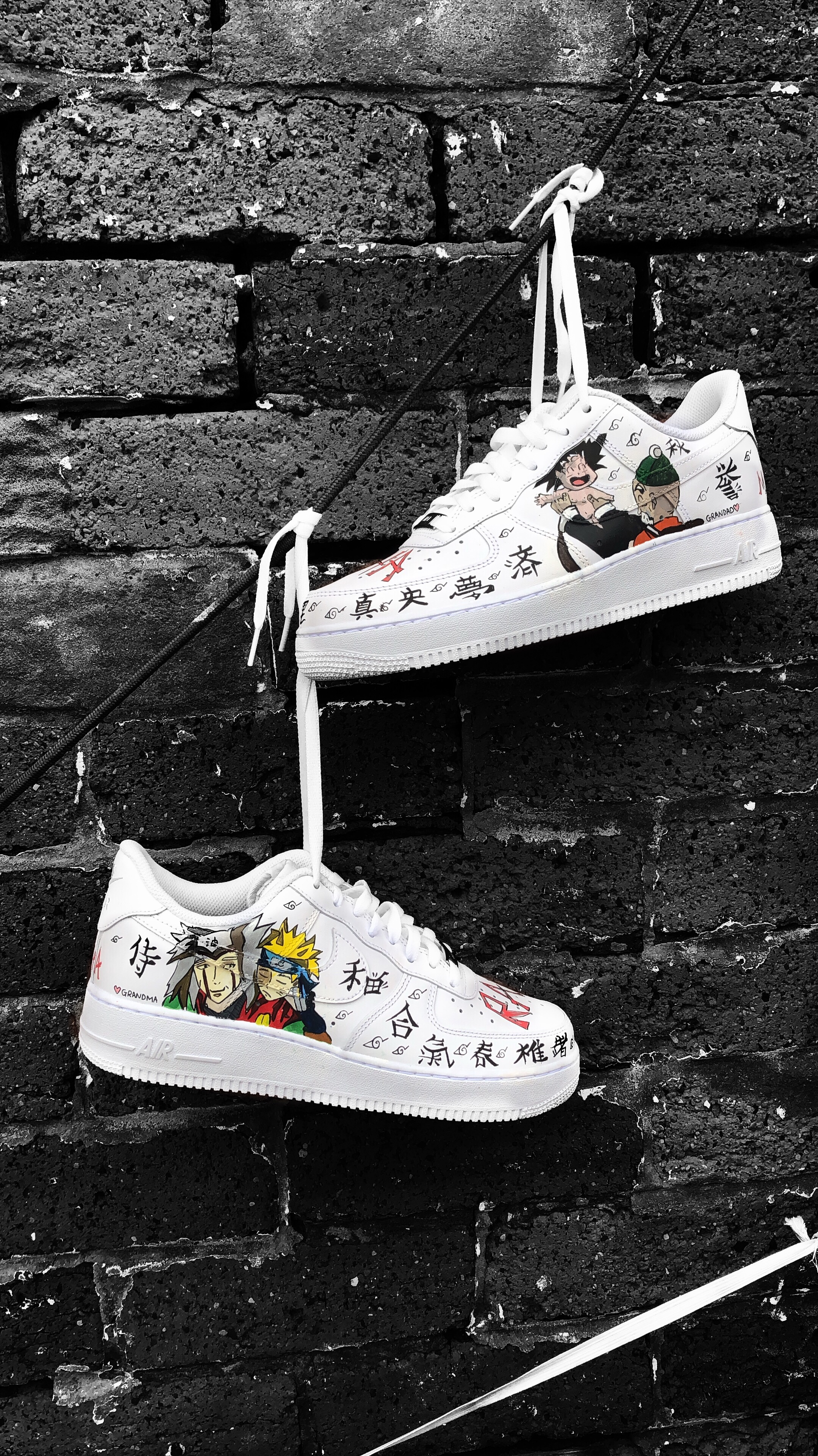 air force 1 homme naruto