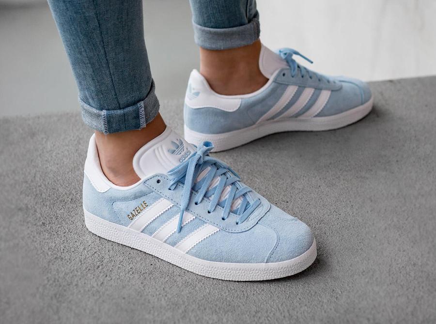 sneakers femme adidas gazelle