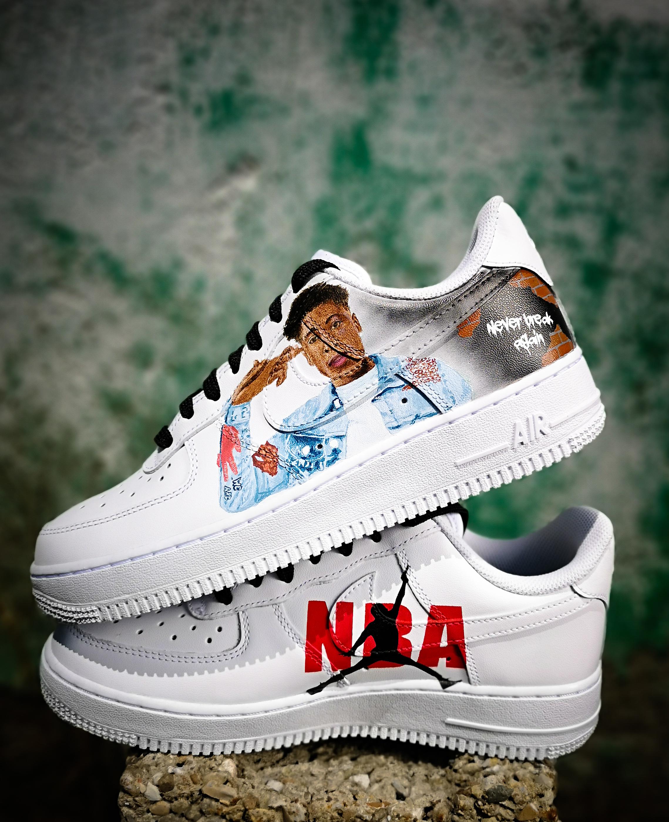 air force 1 hombre custom