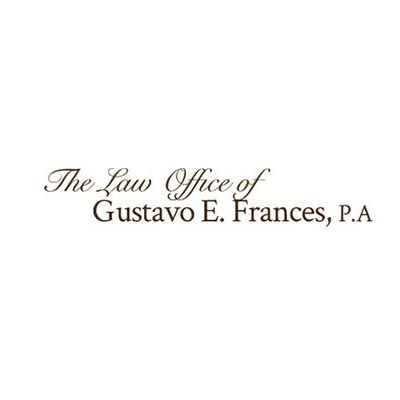 The Law Office Of Gustavo E. Frances, P.A.