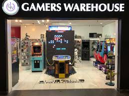 Gamers Warehouse
