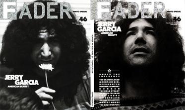 FADER Jerry Garcia