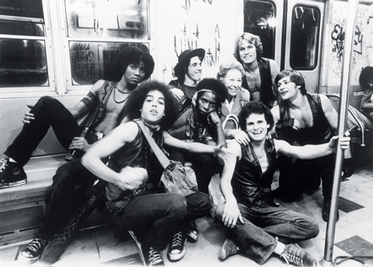 THE WARRIORS - IL SITO