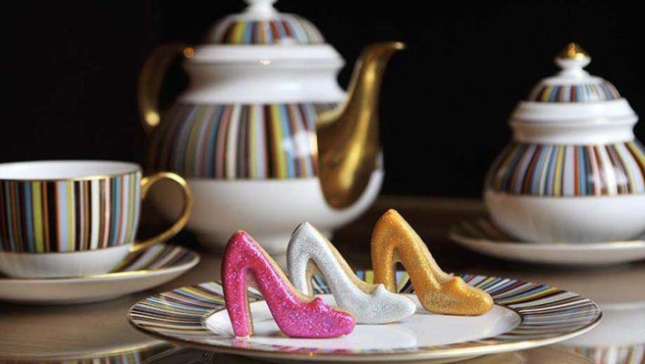 A Fashionista's Afternoon Tea