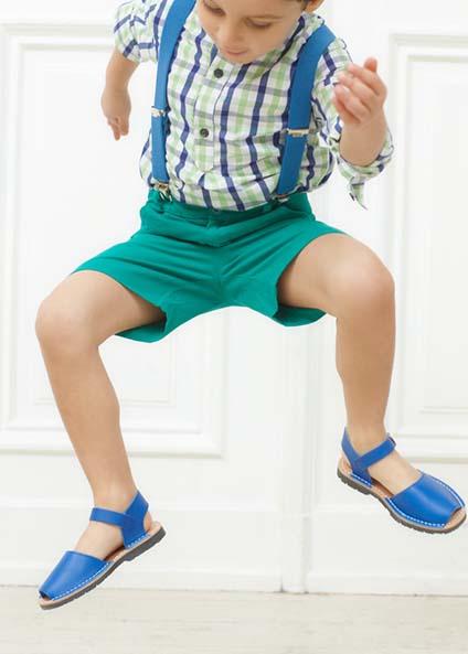 La Coqueta - Rayo Shirt, Bocusi Bermuda trouser & Braces