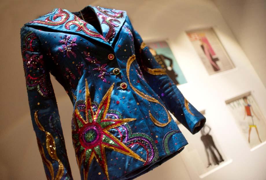 'Yves Saint Laurent, a Visionary'