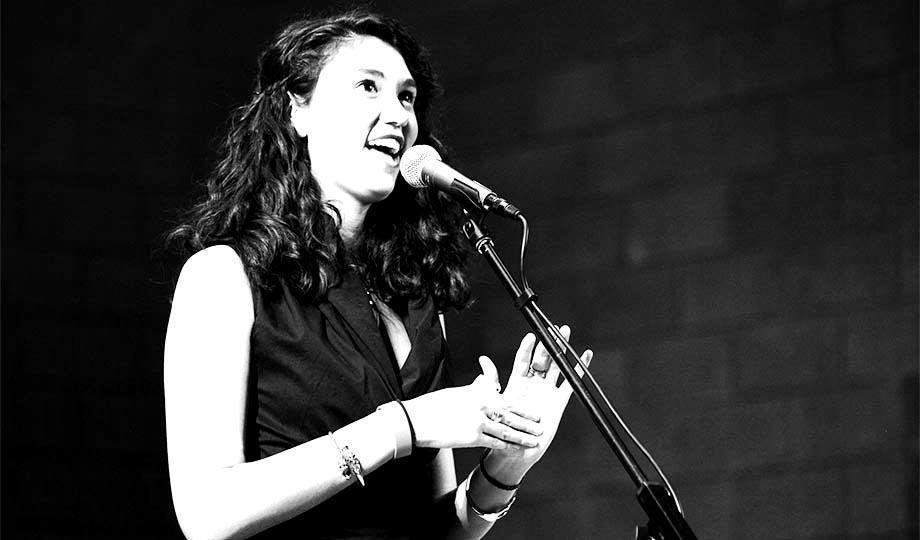 Sarah Kay Poetry