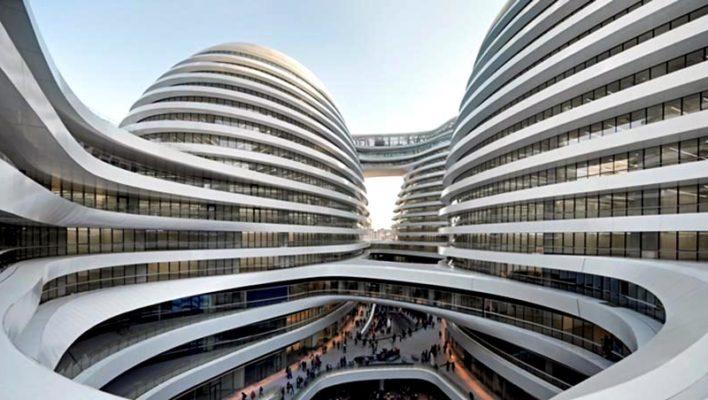 Zaha Hadid: the great architect