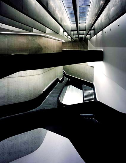 Zaha Hadid Architects - MAXXI, Rome