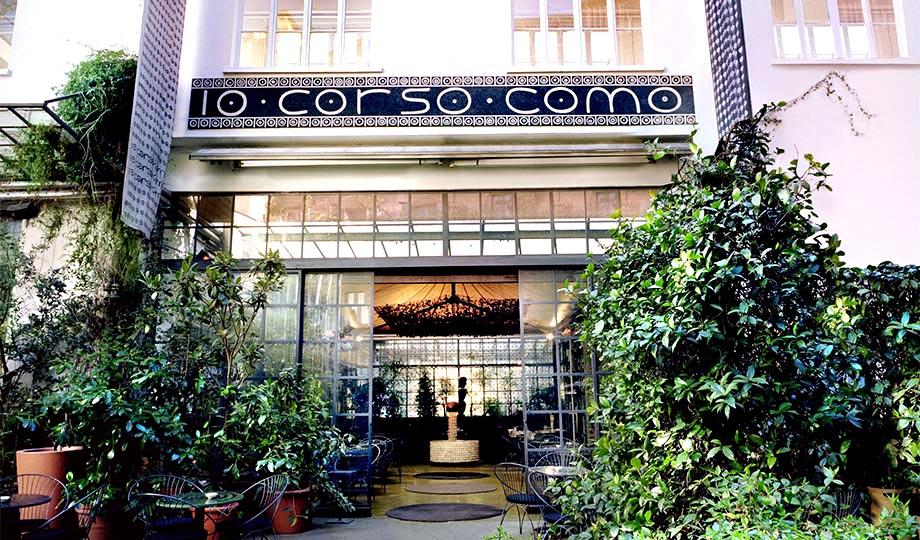 10 Corso Como – Garden