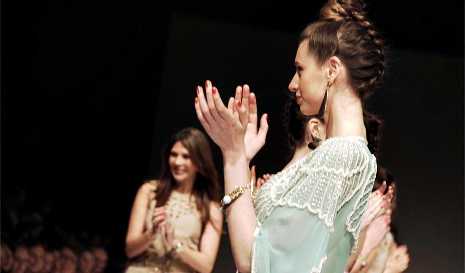 Peruvian Fashion - LIF Week Spring-Summer 2013-2014 - Claudia Jimenez