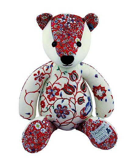 Noella Bear: Means 'Christmas' in Old French